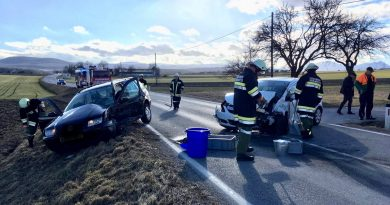 Verkehrsunfall auf der Neunkirchner Straße