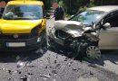 Verkehrsunfall Hafningerstraße