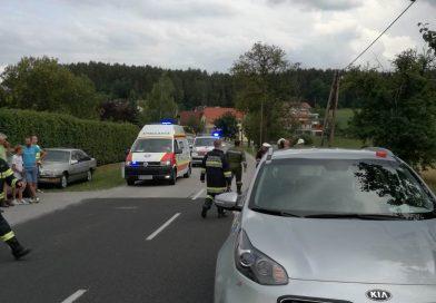 Schwerer Mopedunfall in Gramatl